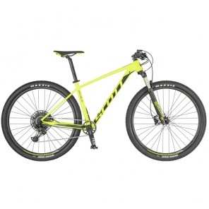SCOTT SCALE 980 YELLOW 2019