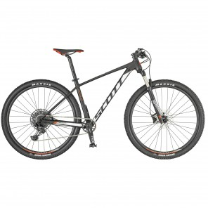 SCOTT SCALE 980 BLACK 2019