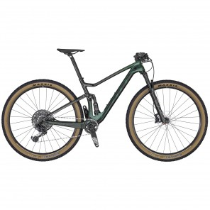 BICI SCOTT SPARK RC 900 TEAM GREEN