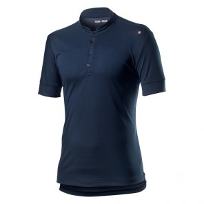 POLO CASTELLI TECH - BLU